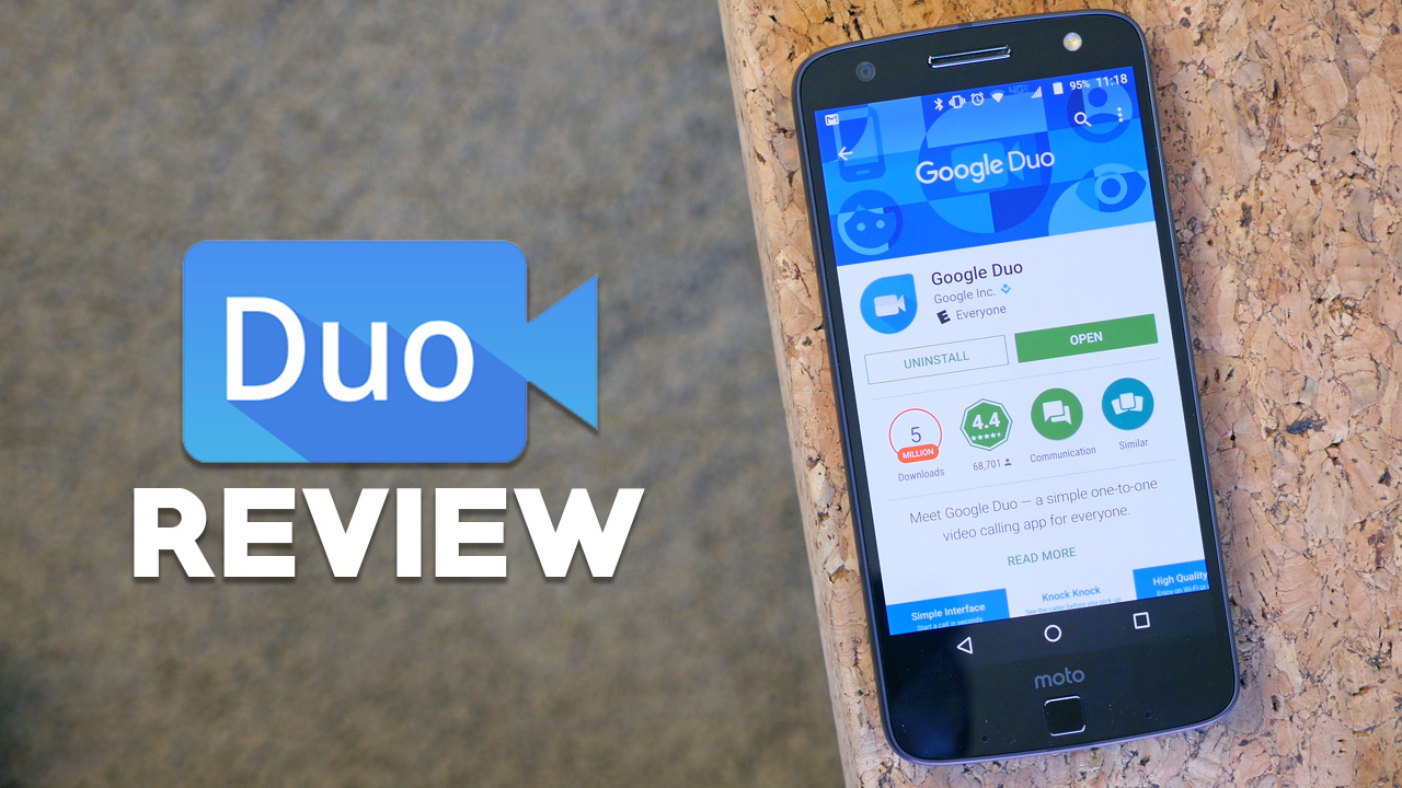 duo app how to use