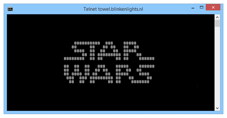 Star Wars Command Prompt Tricks