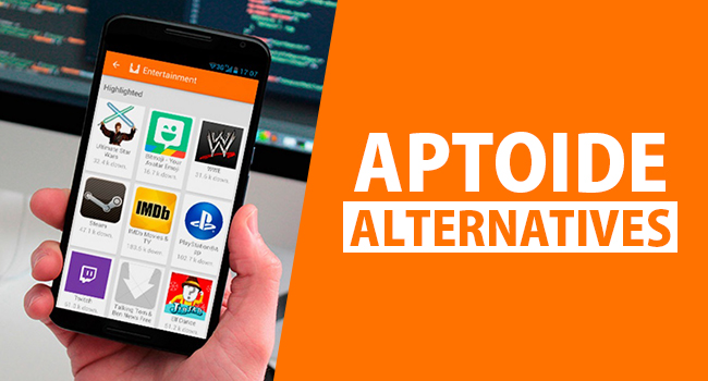 Best Aptoide Apk App Alternatives List 2018