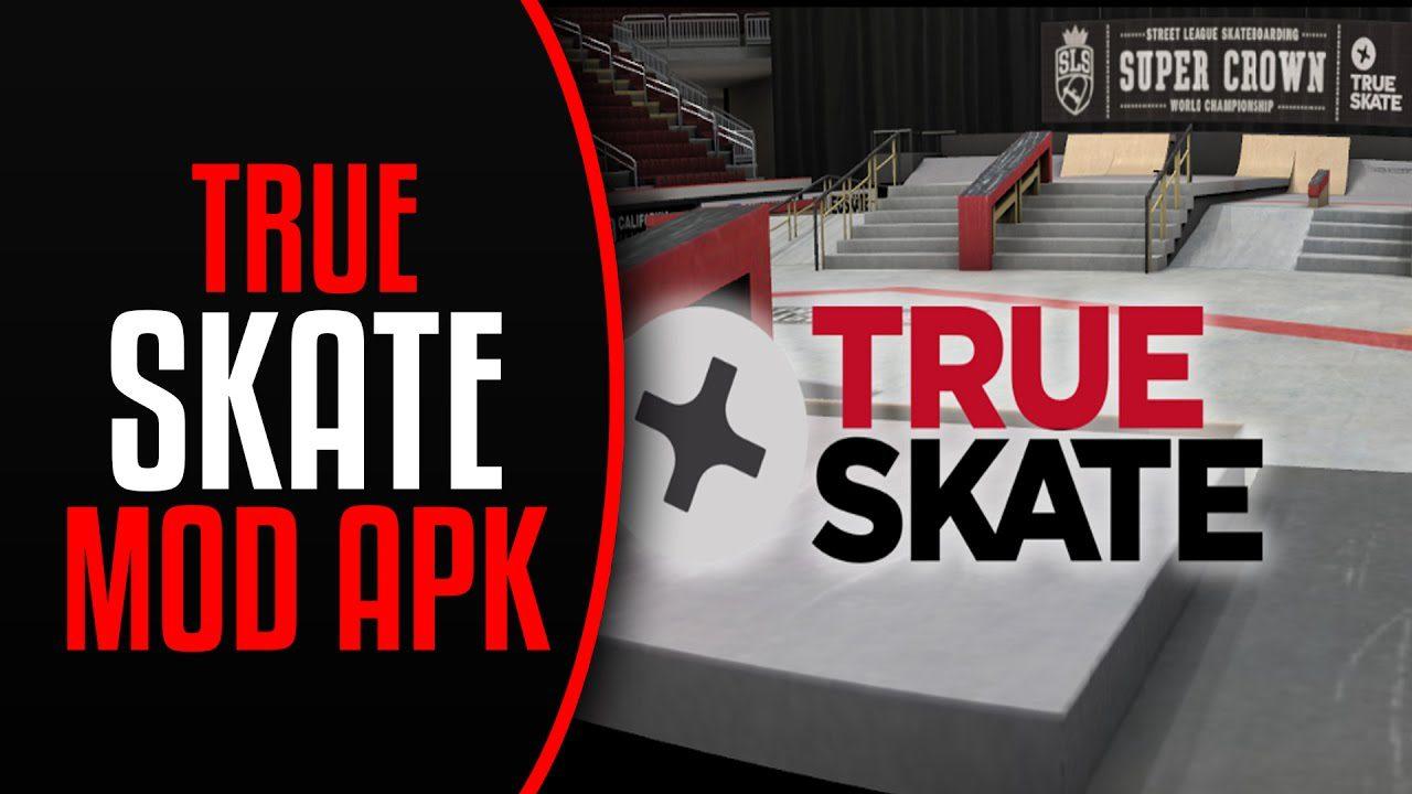 True Skate Pc Mod Apk