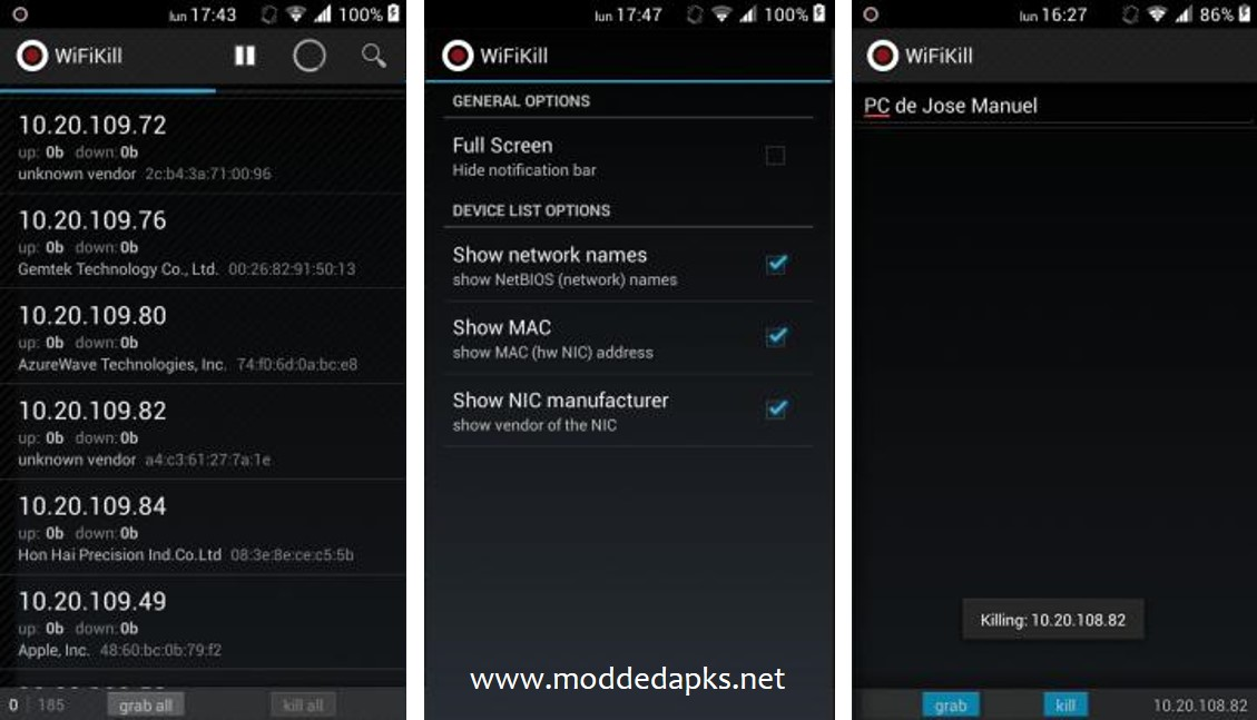 How-Wifikill-Apk-Works-On-Android