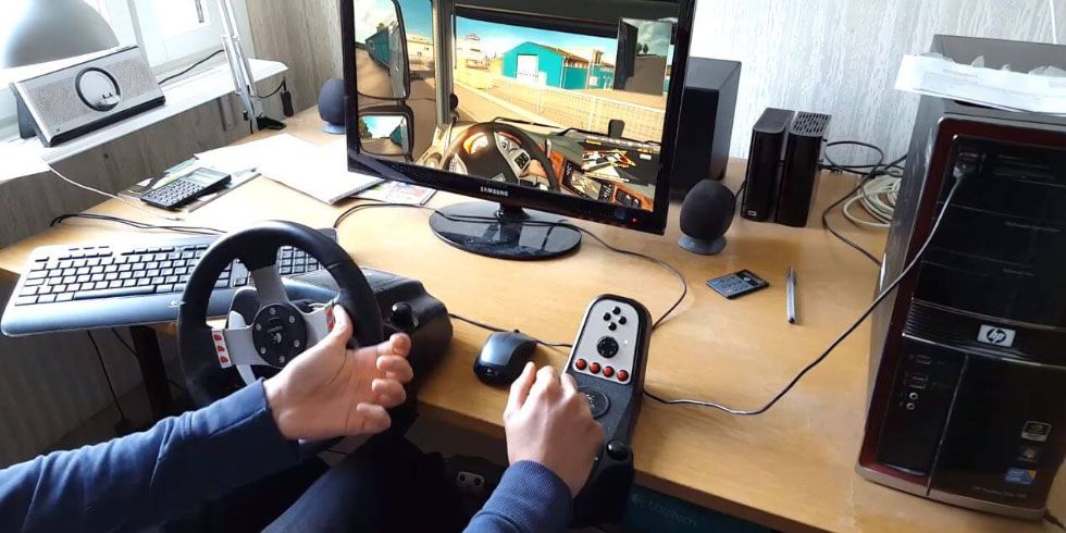 Best Steering Wheels for VR Headsets