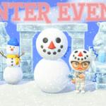Animal Crossing Winter Recipe Guide
