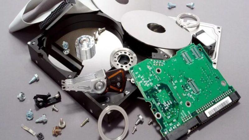 Importance of Physical Data Destruction