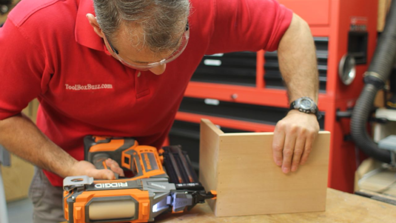 How to Minimize Risks of Brad Nailer & How to Stay Safe – DIY