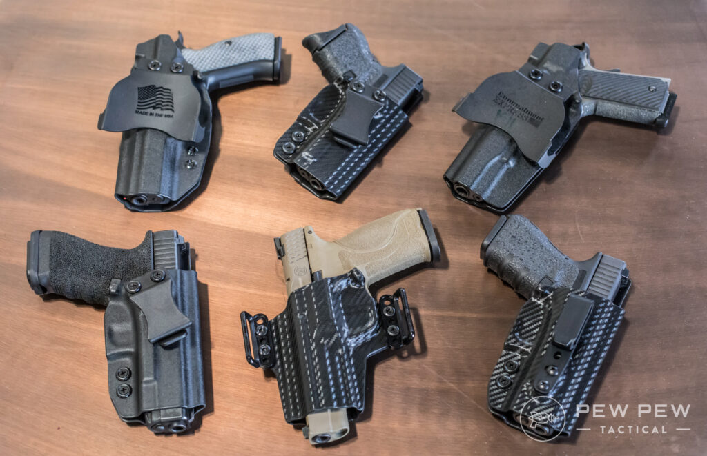 5 Important Applications Of Kydex And How It Is Being Used In Self-Defense