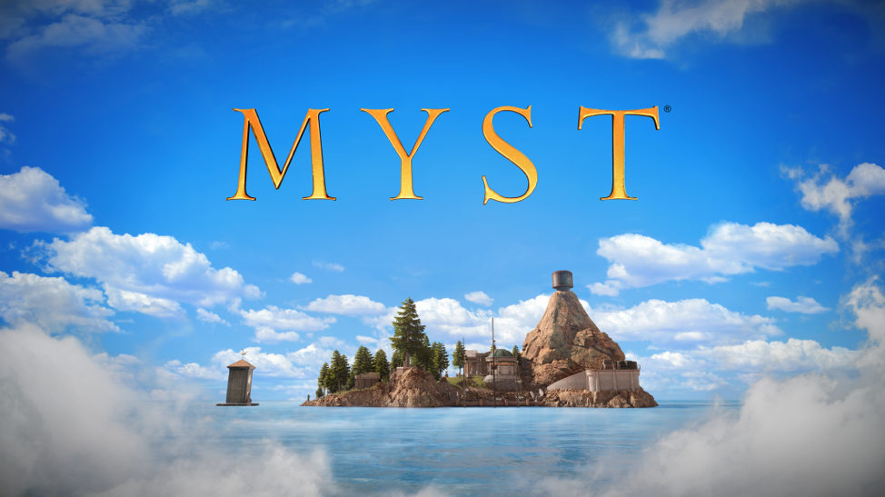 Myst is the remake of the classic adventure game and is now coming to VR devices.