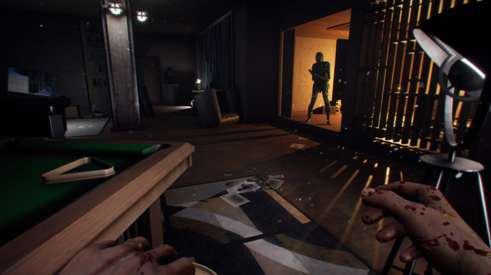 This horror adventure game is one of the most awaited VR games in 2021.