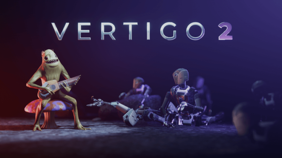 Vertigo 2 is a shooter-adventure game that will bring you to the depths of parallel universes.