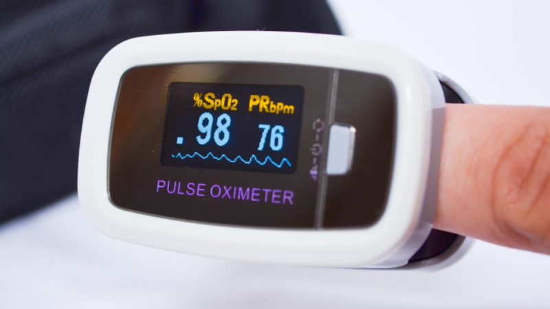 How to Use a Pulse Oximeter at Home?
