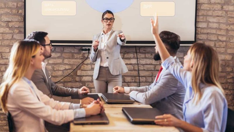 5 Main Mistakes in Business Presentations