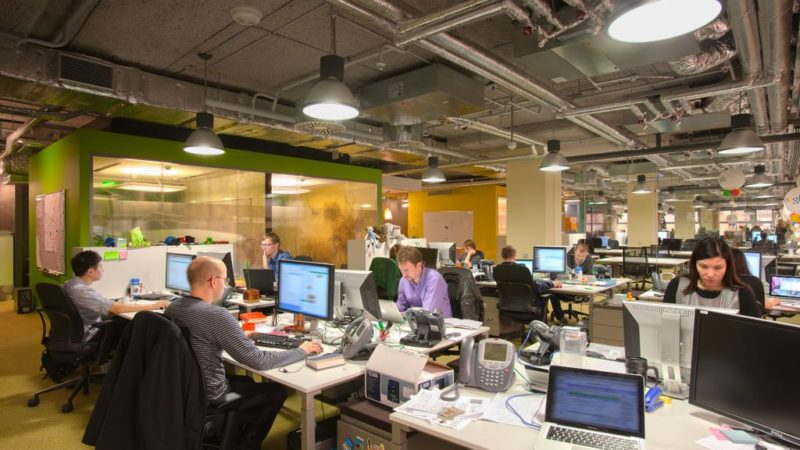 10 Things That Make For a Great Office Environment