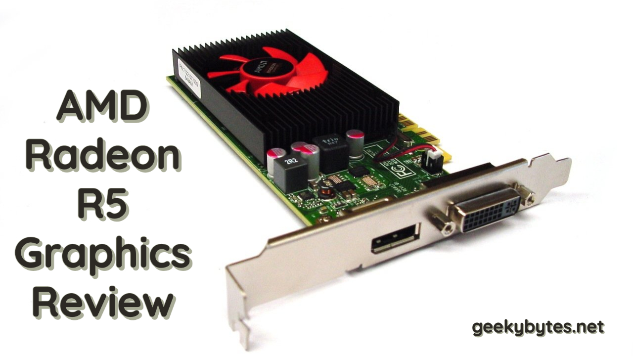 AMD Radeon R5 Graphics Review