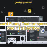Best Discord Funny Text-to-speech Songs and TTS Beatbox