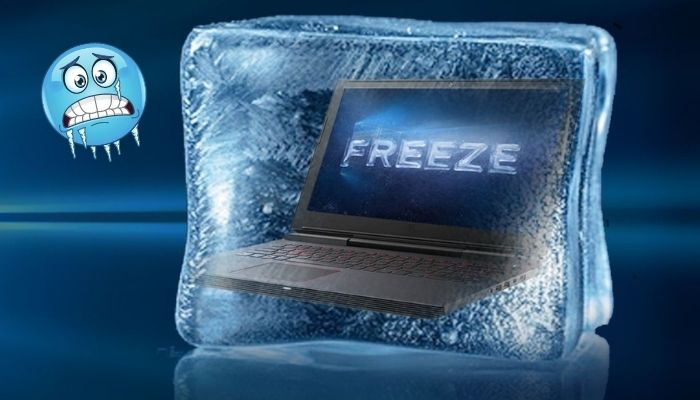 What causes the game to freeze?