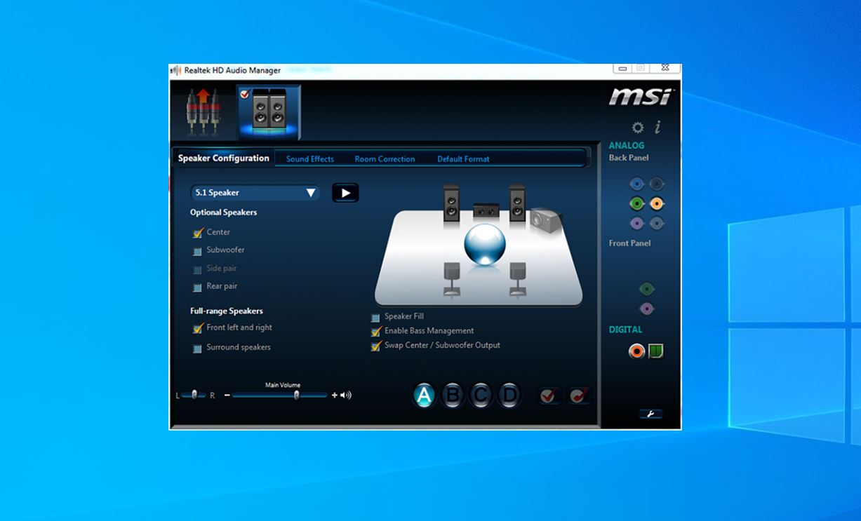 How to Download and Reinstall Realtek HD Audio Manager in Windows 10?